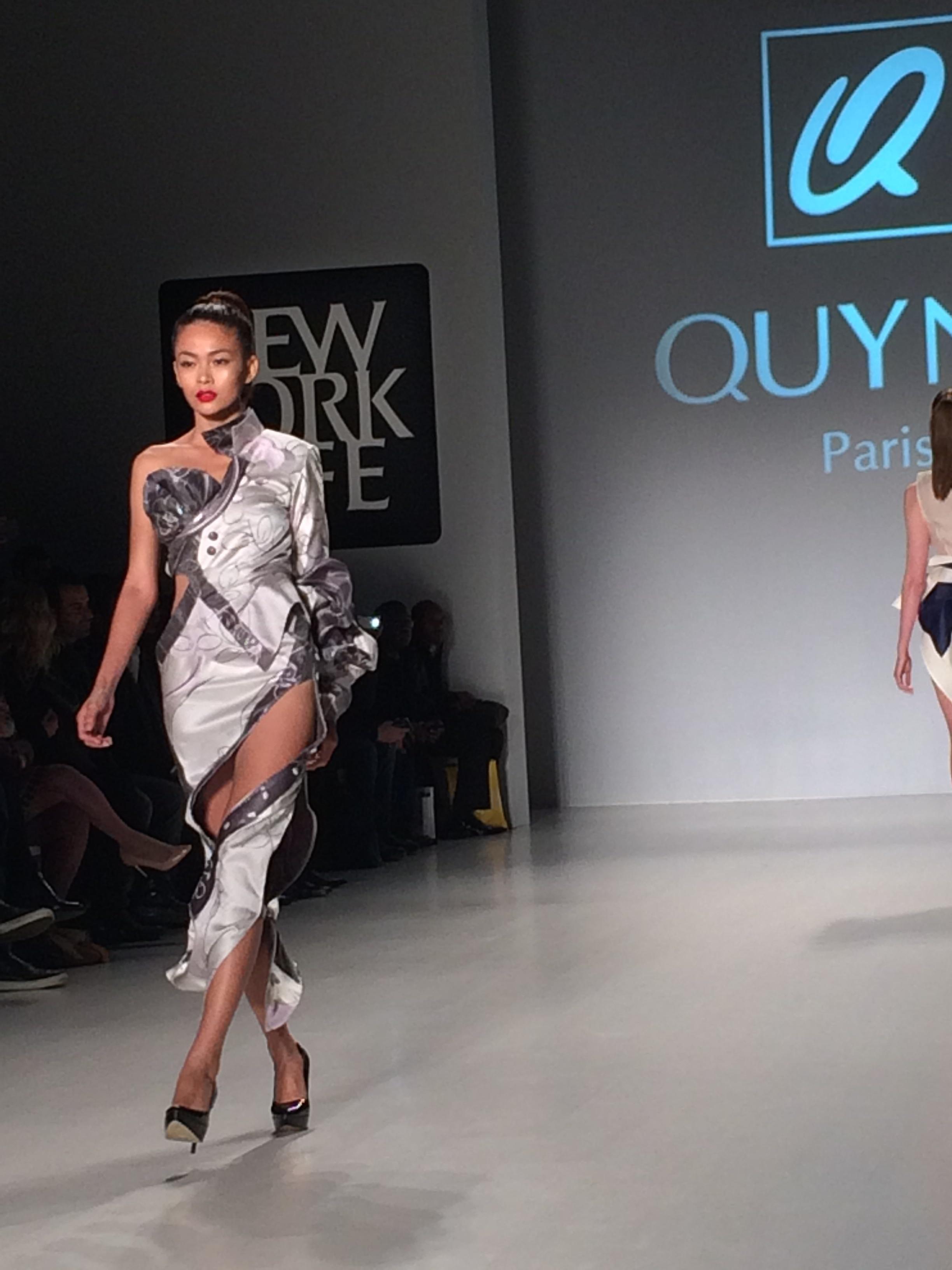 Style Fashion Week Charity Water Fashion Show Ariel P Che