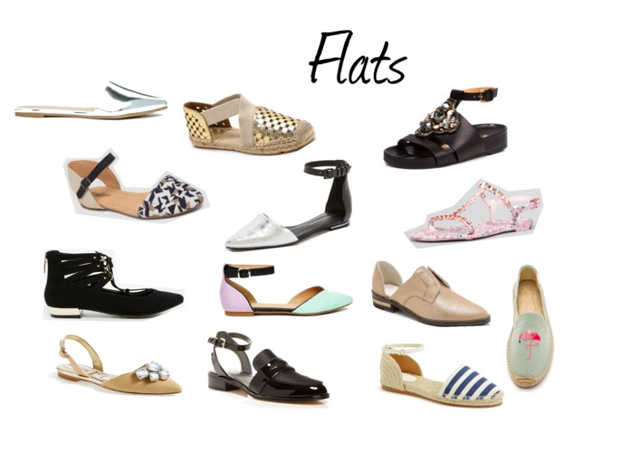 Spring/Summer 2015 Shoe Trends