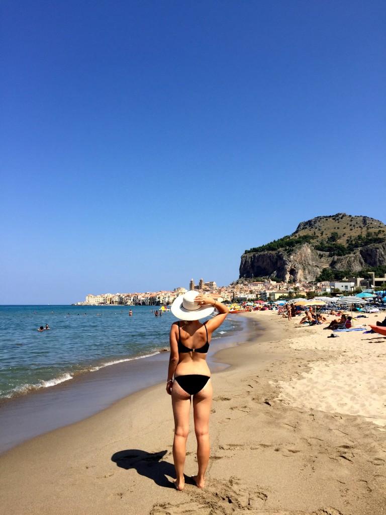 Lido Golden beach cefalu