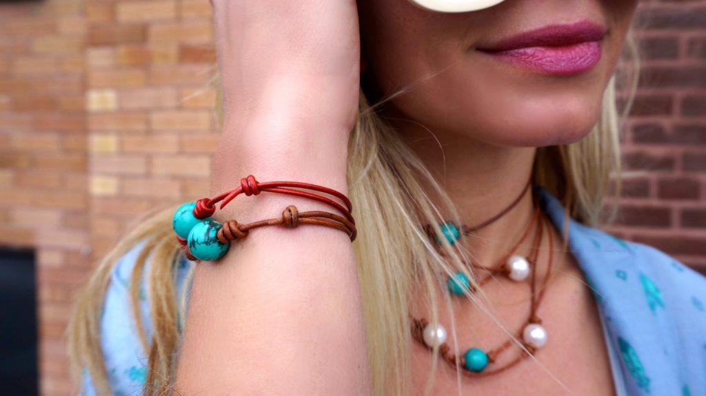 Turquoise Bracelets, APxJD